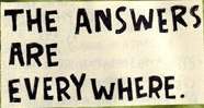 answers_are_everywhere