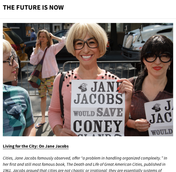 jane jacobs would save