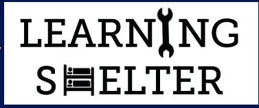 learning shelter