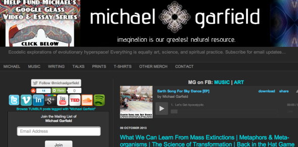 michael garfields site