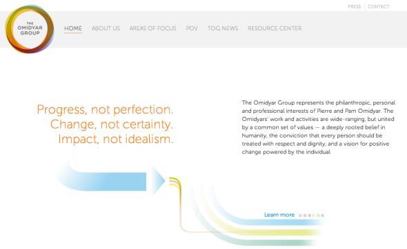 omidyar group site