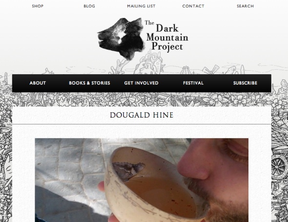 the dark mountain project
