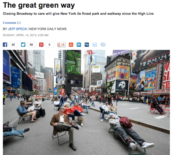 the great green way