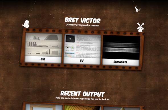 bret victor site