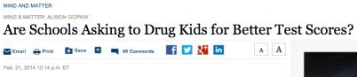 drug for better score