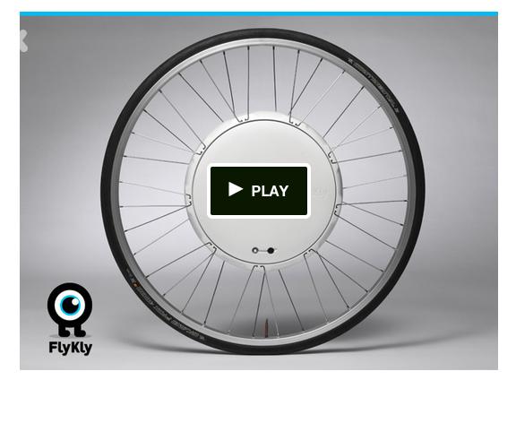 fly kly smart wheel video