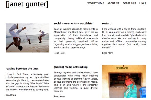 janet gunter blog