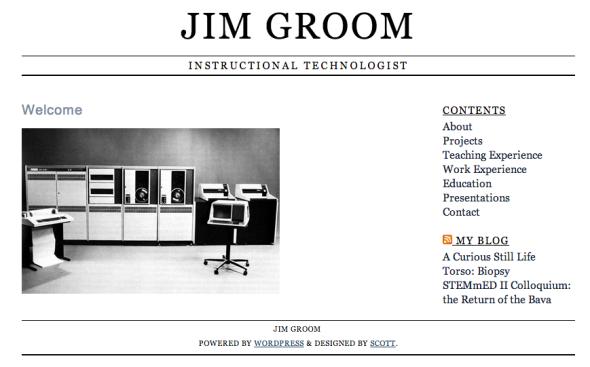 jim grooms site