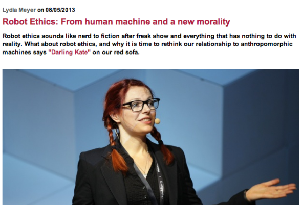 kate on robot ethics