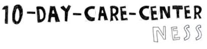 10 day care center ness