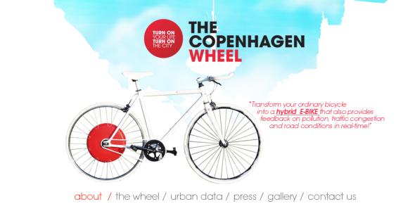 copenhagen wheel at mit