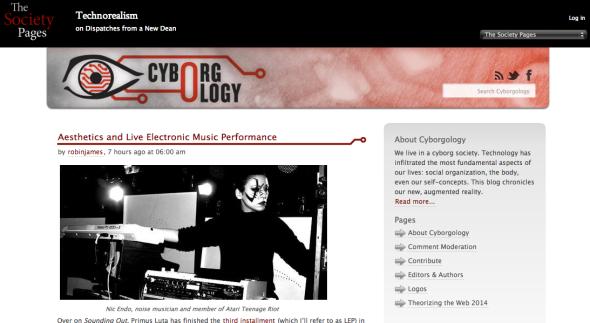 cyborgology site