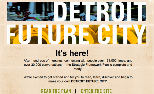 detroit future city site