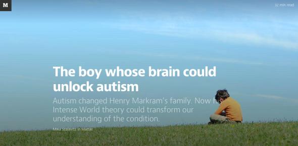 henry markram's article