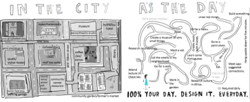 in the city as the day graphic stilly 5