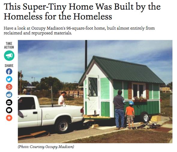 om tiny home post