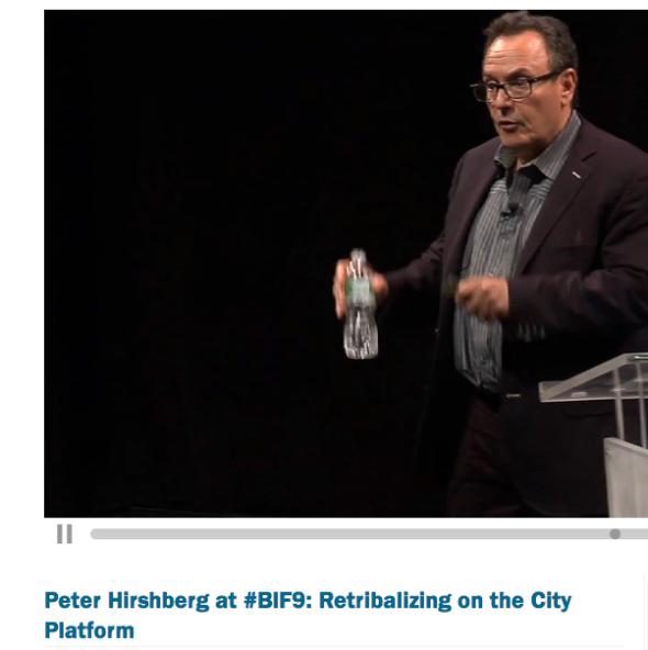 peter hirshberg at bif 9