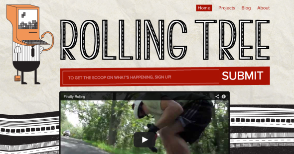 rolling tree site