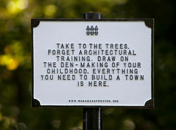 take to the trees