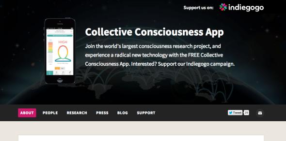 conscousness app site