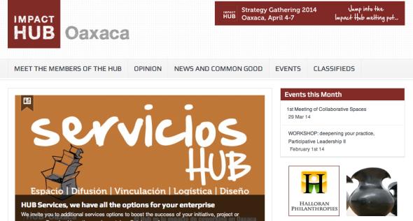 impace hub oaxaca