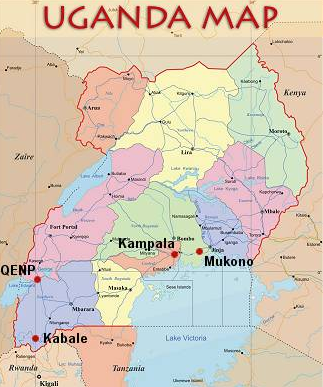 mukono map 2