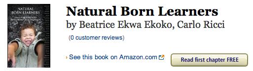 natural born learners via kindle
