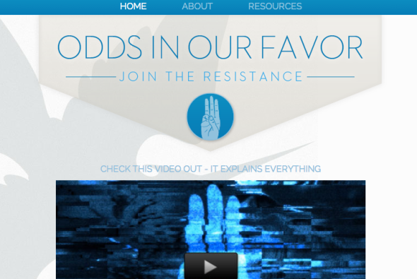 odds in our favor site
