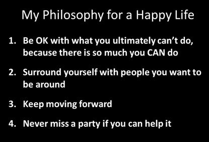 sam berns philosophy