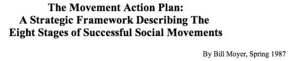 the movement action plan