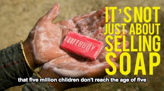 unilever soap