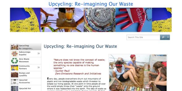 upcycling in oaxaca