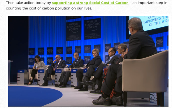 wef14 on climate change