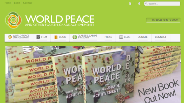 worldpeacegame site
