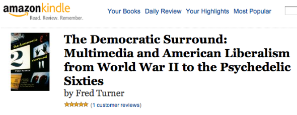 democratic surround highlights on kindle