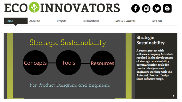 eco innovators site