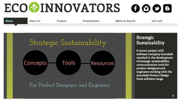 eco innovators site
