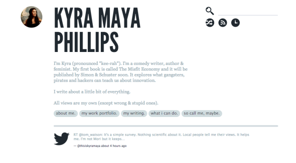 kyra maya phillips site