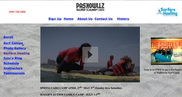 pasowitz surf