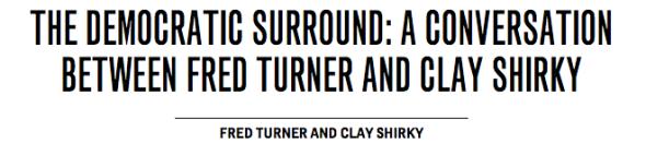 turner and shirky