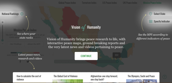 vision of humanity site