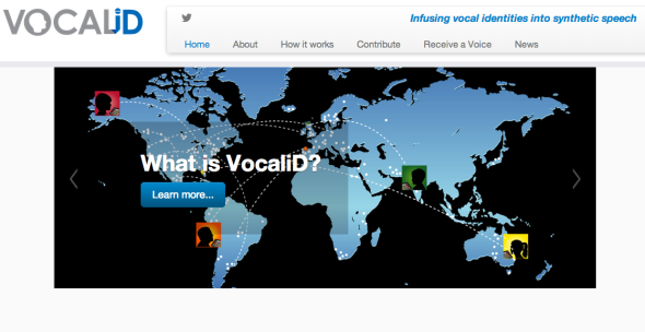 vocalid site