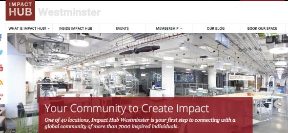 hub westminster site