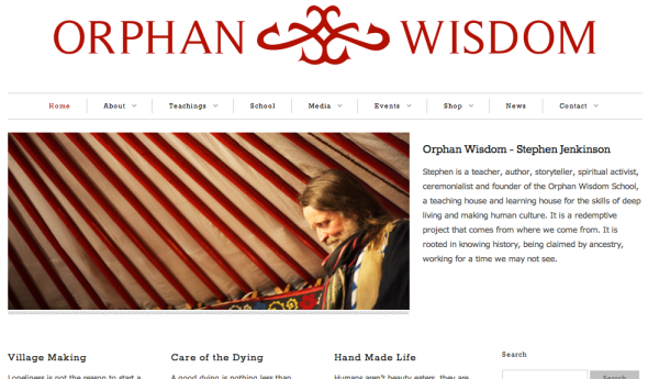 orphan wisdom school