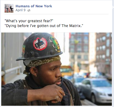 hony on matrix