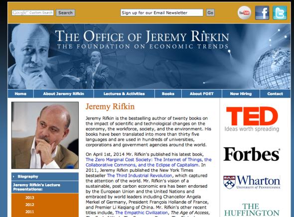 jeremy rifkin site