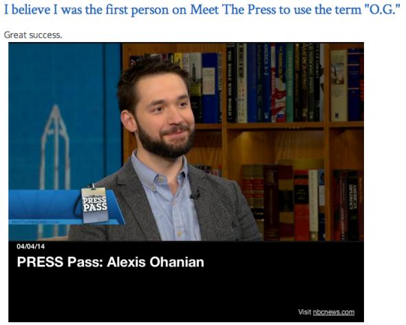 alexis on meet the press
