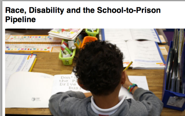 school to prison