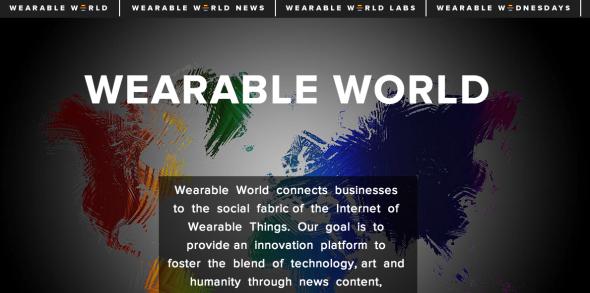 wearable world