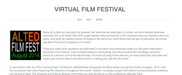 alted film fest